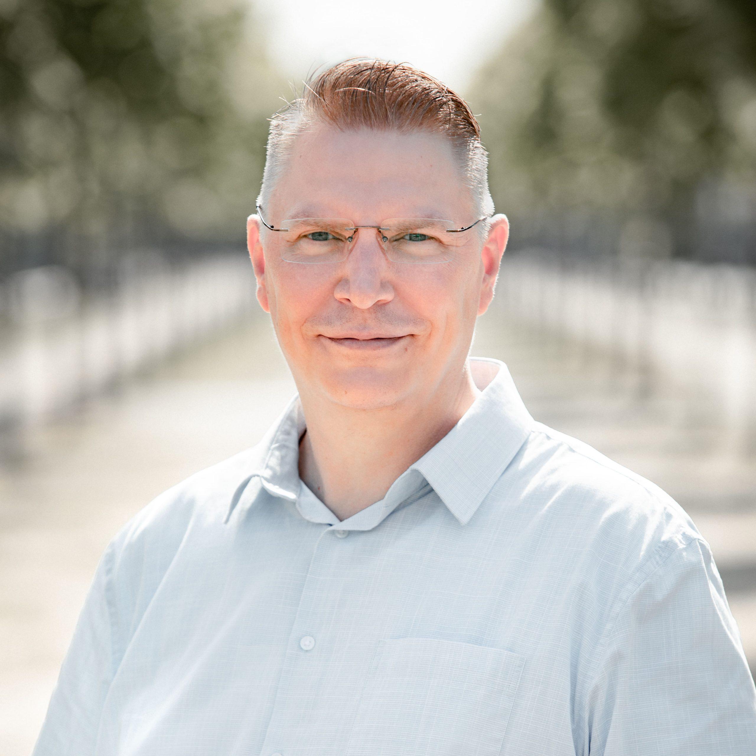 Teamleiter Datacenter Dennis Dittmann