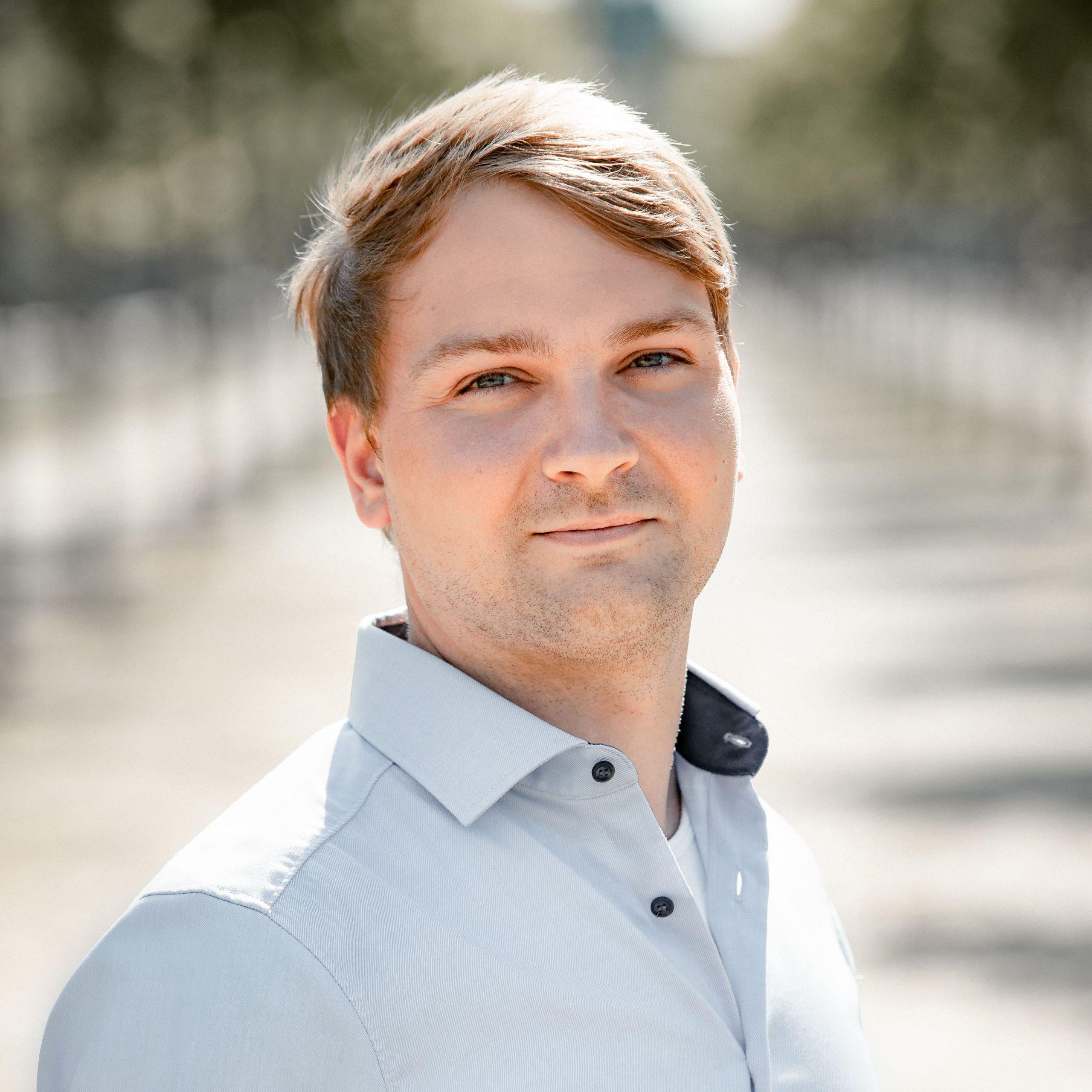 Teamleiter Customer Service Stephan Saß