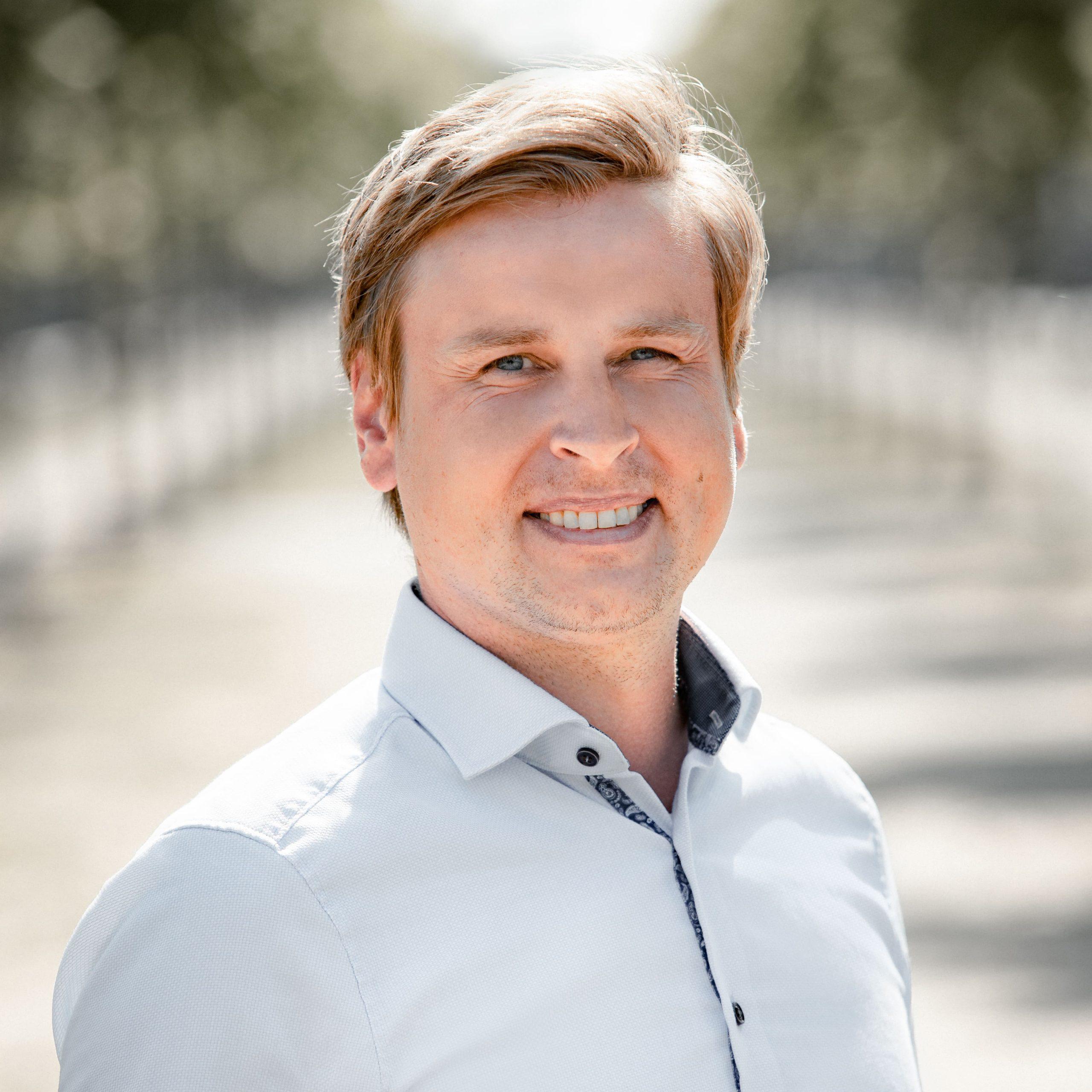 Teamleiter Softwareentwicklung Christian Schondorff